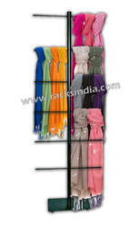 Display Stand For Scarves, Stoles, Dupattas