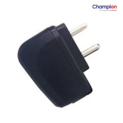 Champion Mobile Charger A810  (1Amp) Black