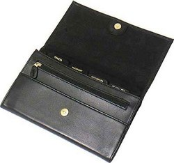 Leather Slim Ladies Wallet