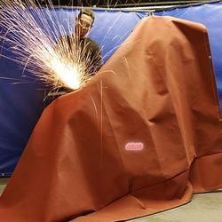 Welding Blanket - Safety