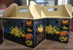 Mango Packing Box