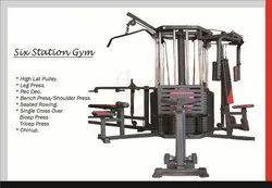 Presto Multi Gym 6 Station MC-RS-600