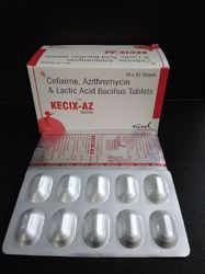 Cefixime & Azithromycin Tablet