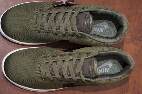 5d5bb03b0d8c9 Casual Shoes - Nike Jogger Shoe - Green Wholesaler from Kozhikode
