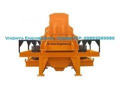 Sand Crusher Machine VSI 100 TPH
