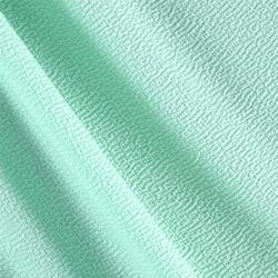 Sea Green Polyester Fabric