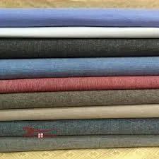 GOTS  Certified Woven Chambray Fabrics
