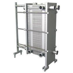 SS Plate Heat Exchanger