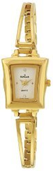 Omax Analog Gold Dial Women's Watch - BLS204Q001