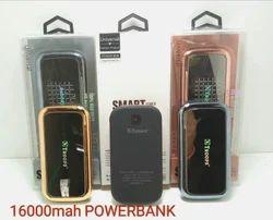 16000MAH MIRROR POWER BANK