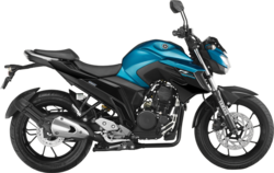 Yamaha Fz25 Motorcycle