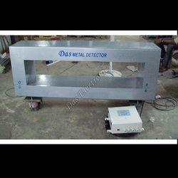 Square Pulse Metal Detector