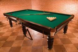 Mini Snooker In Imported Slate