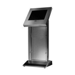 Fabrication of Wall Mounting Kiosk with LCD Display