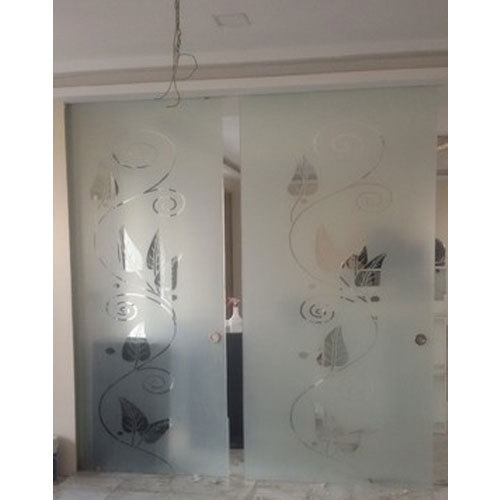 glass door in chennai