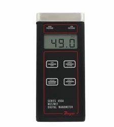 WET Differential Pressure Manometer