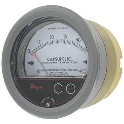 Series 631B Capsuhelic Wet Wet Differential Pressure Transmitter
