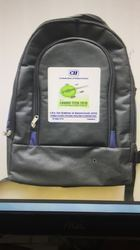 Custom Printed Laptop Bag With Low Quality Backpack for Advertisement