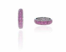 Ruby Gemstone Band Ring