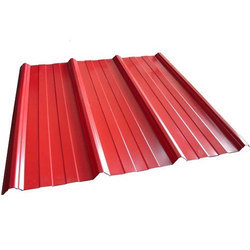 Aluminum Roofing Profile Sheet