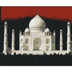 Tajmahal Glass Mosaics