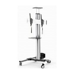 Video Confrencing TV Cart