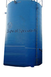 Vertical FRP Chemical Tank