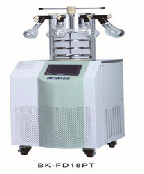 Laboratory Freeze Dryers