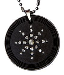 Diamond Scalar Energy Pendants
