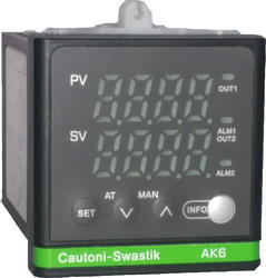 AK6 Series ARC Extinction PID Controller For Packaging Machine