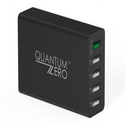 Quantum Zero Wall Charger Adapter (5 Ports)