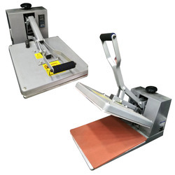 Flat Heat Press Machine (15 x 15 Inches)