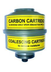 Carbon Cartridge For HPLC Can