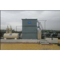 Semi Automated Packaged Sewage Treatment Plant
