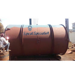 MS Chemical Horizontal Storage Tank