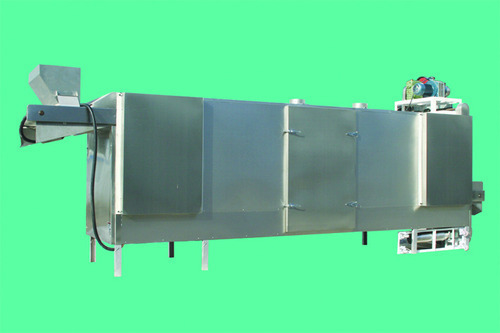 Tray Oven Dryer Continuous Conveyor Dryer Continuous