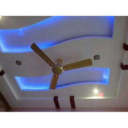 False Ceiling Services for Salon