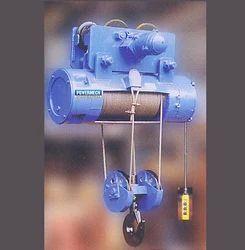 Conical Rotor Brake Motor Hoists