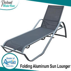 Folding Aluminum Loungers
