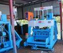 Heavy Duty Concrete Block Making Machine