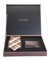Gift Set - Satya Paul Premium Tie & Wallet