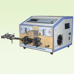 PVC Wire Stripping and Cutting Machines