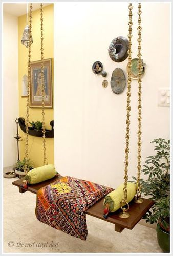 Traditional Swing For Living Room: Indian Wooden Swings Manufacturer