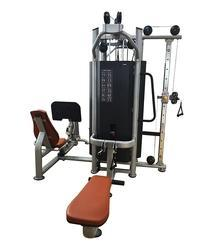 J8341 4 Stack 4 Station Multi Gym