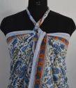 Hand Block Printed Cotton Sarong