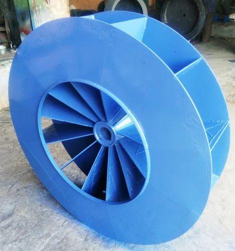 Centrifugal Impellers Radial Blade Impeller Manufacturer