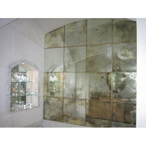 Antique Mirror Glass Manufacturer From Gurgaon