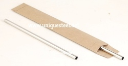 stainless steel drinking straw 18/8 grade