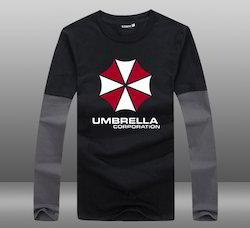 Corporate Logo Printing On T-Shirt