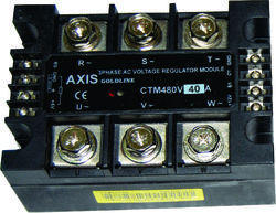 AXIS SCR Voltage Controller
